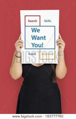 Recruitment Jobs Career Hiring Vacancy Word
