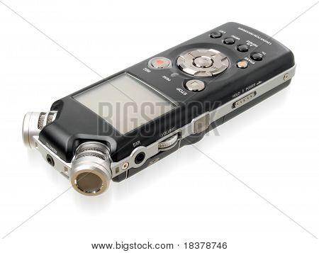 Dictaphone.