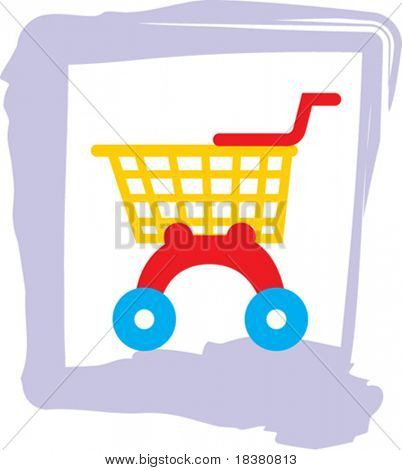 Shopping trolley