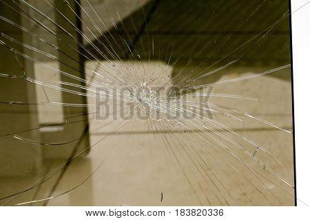 Cracks On The Glass