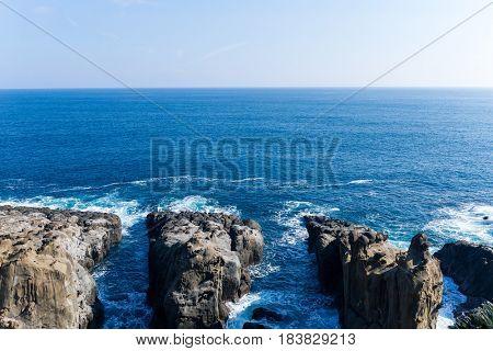 Shore coast