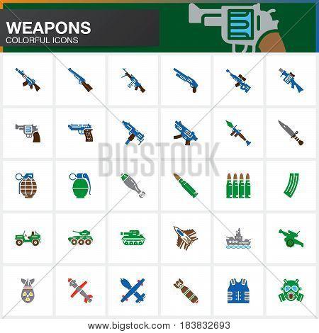 Weapons C