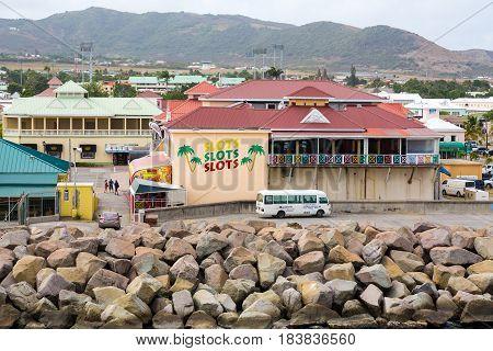 Slots In St Kitts Casino