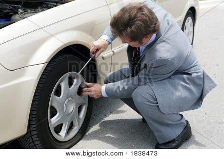 Flat Tire - Time For Change