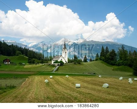 Graubuenden, Uri, Switzerland: Urserental