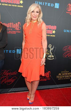 LOS ANGELES - APR 26:  Judge Patricia DiMango at the NATAS Daytime Emmy Nominees Reception at the Hollywood Museum on April 26, 2017 in Los Angeles, CA