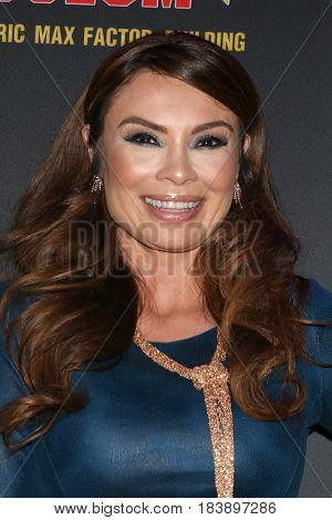 LOS ANGELES - APR 26:  Lily Melgar at the NATAS Daytime Emmy Nominees Reception at the Hollywood Museum on April 26, 2017 in Los Angeles, CA