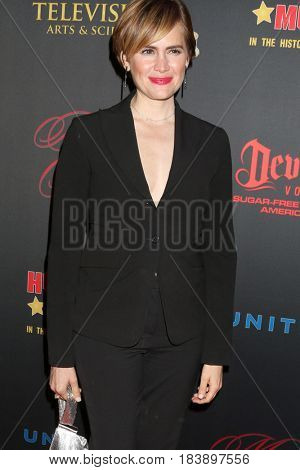 LOS ANGELES - APR 26:  Natalia Livingston at the NATAS Daytime Emmy Nominees Reception at the Hollywood Museum on April 26, 2017 in Los Angeles, CA