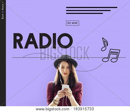 Radio Sound Audio Music Frequency Listening