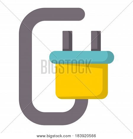 Battery energy tool electricity charger positive supply and isposable generation component alkaline industry technology vector illustration. Double rendering alkaline objects.