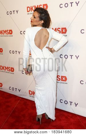 NEW YORK-APR 27: Actress Leslie Lopez attends the 11th Annual DKMS 'Big Love' Gala at Cipriani Wall Street on April 27, 2017 in New York City.