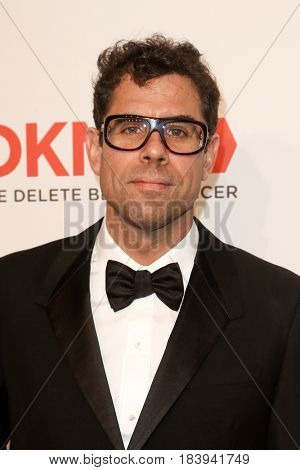 NEW YORK-APR 27: CEO of Marc Jacobs Sebastian Suhl attends the 11th Annual DKMS 'Big Love' Gala at Cipriani Wall Street on April 27, 2017 in New York City.