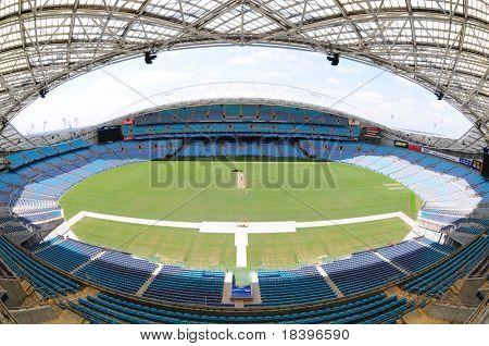 SYDNEY AUSTRALIA - NOVEMBER 26: stadium Sydney, arena for the of the year 2000, Sydney, November 26, 2009