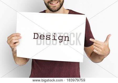 Individuality Identity Creative Design Logo Creation