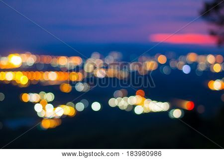 The Bokeh Of Light Houses