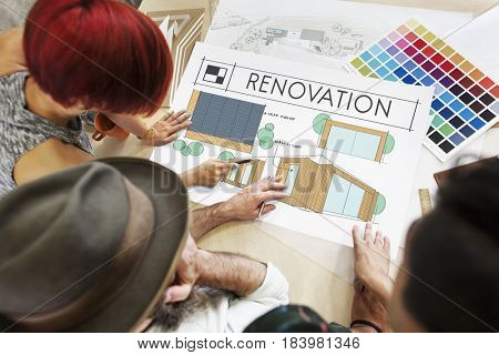 Home Decor Renovation Style Architecture Building