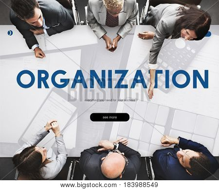 Organization Management Network Business Corporate