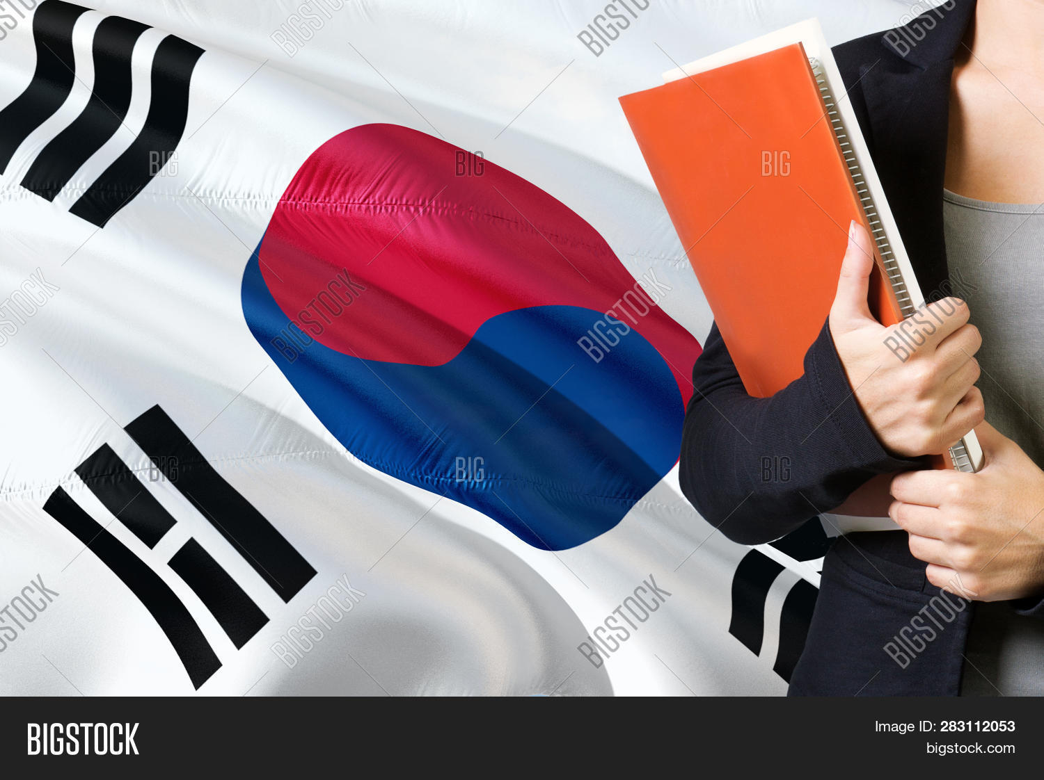 Learning South Korean Image & Photo (Free Trial) | Bigstock