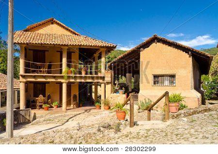 Luxury house in San Sebastian, Mexico.