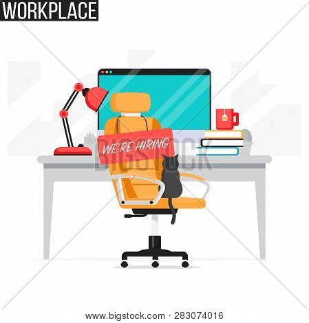 Fantastic Open Vacancy Jobs Vector Photo Free Trial Bigstock Download Free Architecture Designs Embacsunscenecom