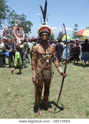 Papua Warrior