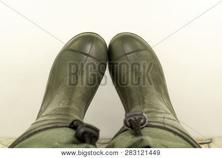 Boots Eva Ethylene-vinyl Acetate - Great Shoes For Outdoor Activities In Extreme Weather Conditions