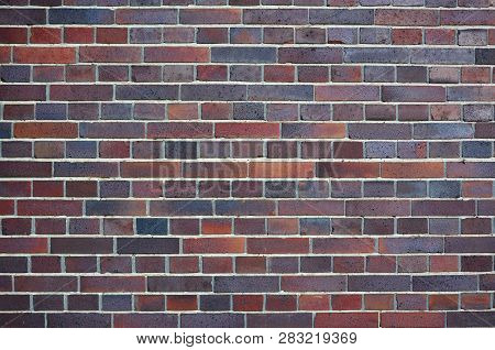 Modern Wall In Brick-pattern Style