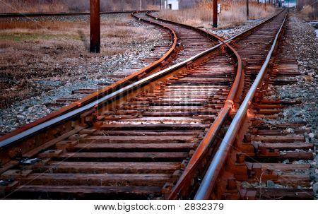 Low-key Rail  Switch