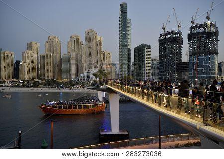 Bluewaters Island Project By Meraas, Dubai, United Arab Emirates