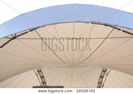 Tent pavilion