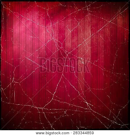 Abstract Illustrated Grunge Background Design For Your Text