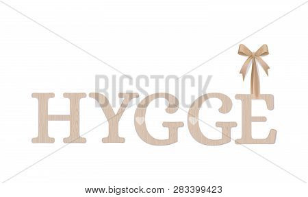 Vector Photo Realistic Plywood Celebration Sign. Baby Boy
