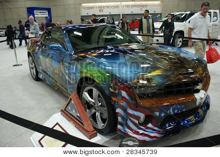 Made in USA - Auto Show 2011