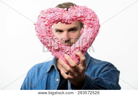 Love And Romantic Feelings Concept. Romantic Symbol. Ideas For Romantic Celebration Valentines Day.