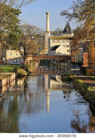 Ebley Mills & Stroudwater Navigation