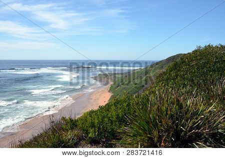 Long Reef Headland (sydney Nsw Australia) Is An Iconic Headland Was  Owned By The Salvation Army But