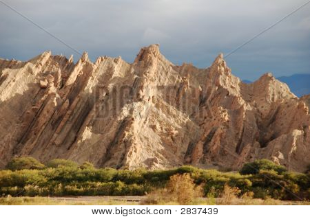 Famous Ruta 40 In Northern Argentina