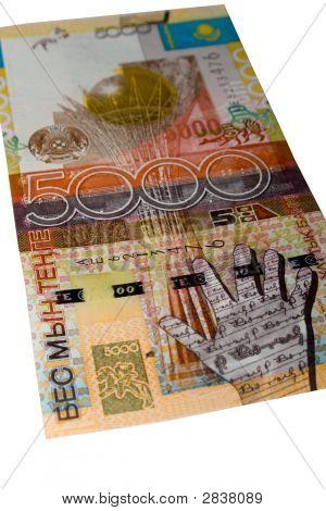Kazahstan Geld