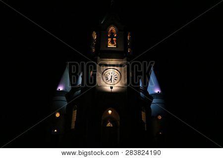 Catholic Church Situated In Portugal, Penafiel, Sameiro