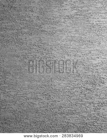Abstract Grey Cement Wall Texture And Background
