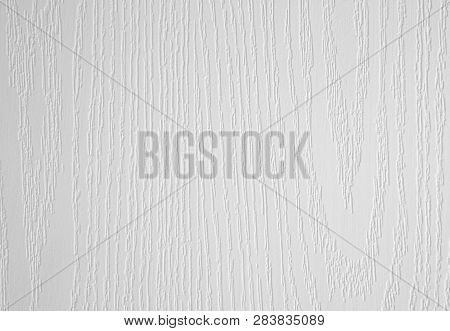 Abstract White Cement Wall Texture And Background