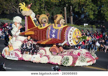 2012 Tournament of Roses Parade