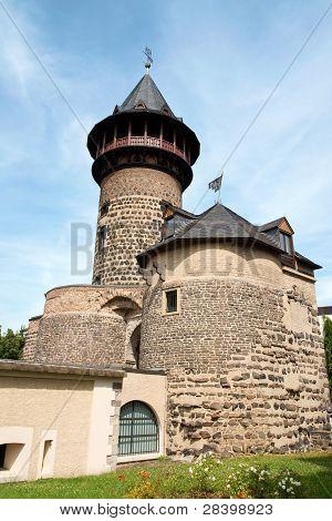 Ulrepforte In Cologne, Medieval Fort