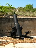 12-inch seacoast mortar model 1890-M1 manufactured in WatervlietNY in 1901 poster