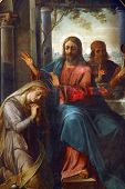 Saint Mary Magdalene poster