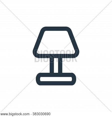lamps icon isolated on white background from ecommerce ui collection. lamps icon trendy and modern l