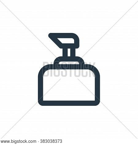 bottle icon isolated on white background from ecommerce ui collection. bottle icon trendy and modern