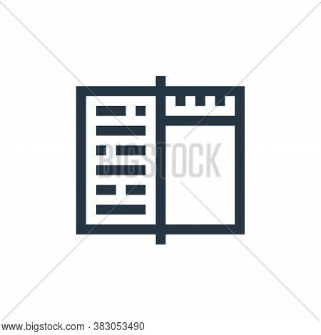 web icon isolated on white background from web maintenance collection. web icon trendy and modern we