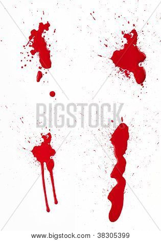 Blood Spatter 3