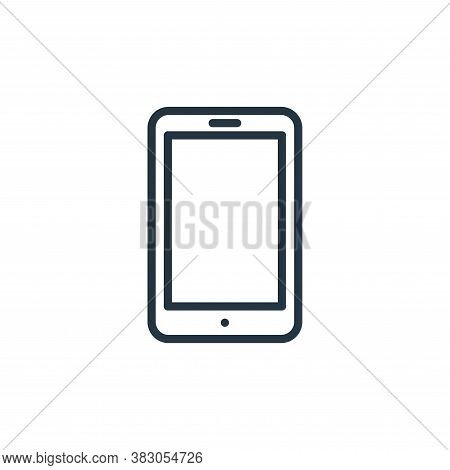 device icon isolated on white background from office collection. device icon trendy and modern devic